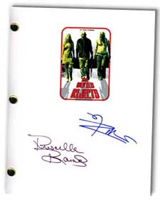 the devil's rejects  signed movie script